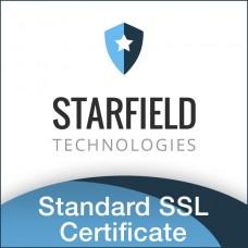 Starfield Standard SSL Certificate