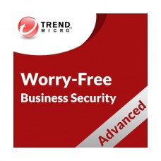 Trend Micro Worry-Free Business Security Advanced - 1 Year Subscription