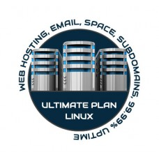 Web Hosting Ultimate Linux - 1 Year