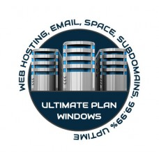 Web Hosting Ultimate Windows - 1 Year