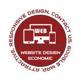 Website Designing Responsive - Economic