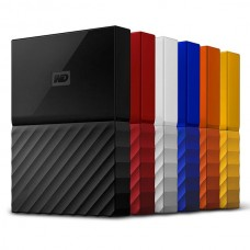 WD 2TB Passport USB HDD