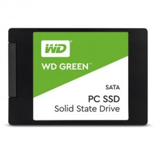 WD 480GB 7mm SSD - Green