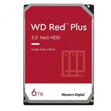 WD 6TB 3.5 inch SATA NAS HDD - RED Plus