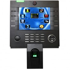 ZKTeco iClock3800 - Multimedia Fingerprint Time Attendance and Access Control with Camera