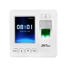 ZKTeco SF100 IP Based Fingerprint Access Control And Time Attendance - White