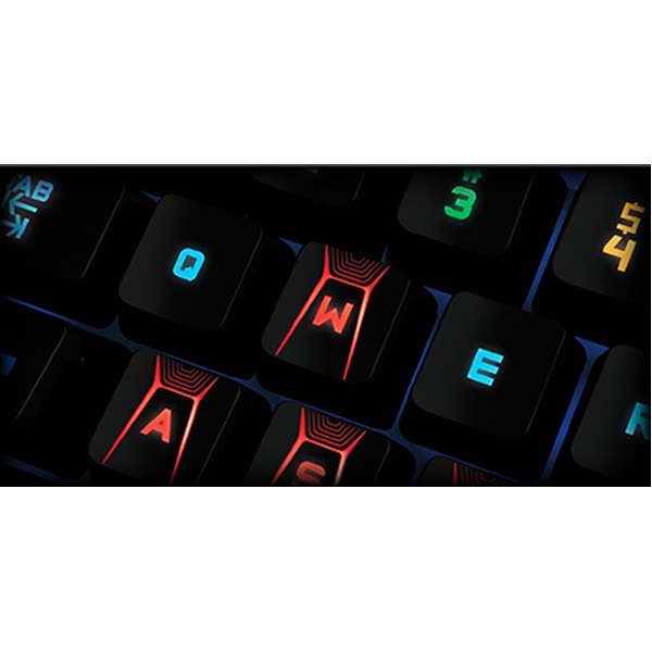 Logitech G410 Spectrum RGB Tenkeyless Mechanical Gaming Keyboard