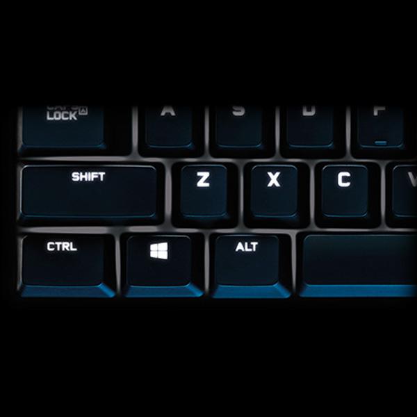 Logitech G610 Orion Red Backlit Mechanical Gaming Keyboard