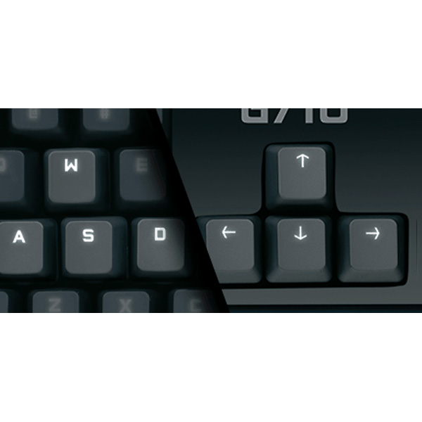 Logitech G710+ Mechanical Gaming Keyboard