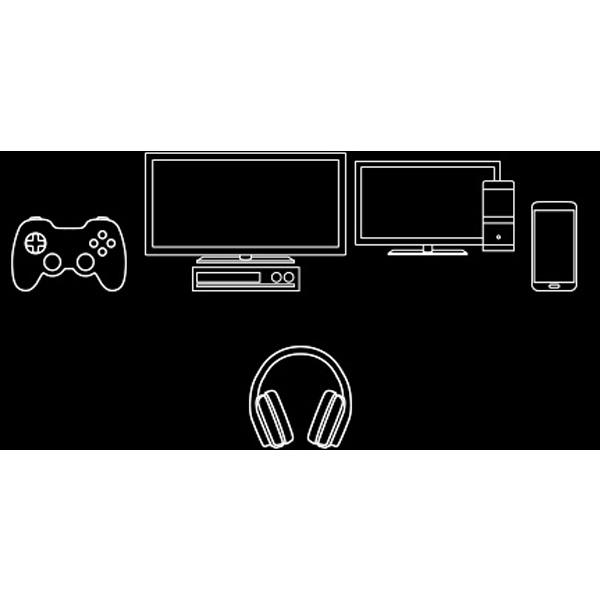 Logitech G933 Artemis Spectrum Wireless 7.1 Surround Gaming Headset
