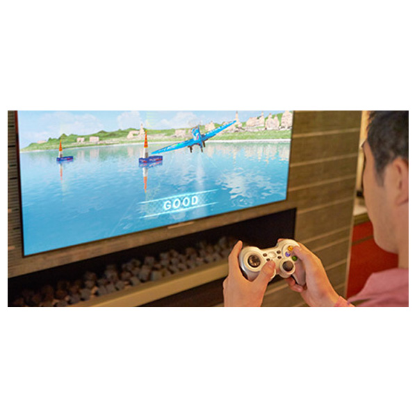 Logitech Game Pad F710 For PC Wireless