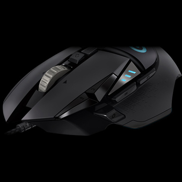 Logitech Gaming Mouse G502 Proteus Core Tunable