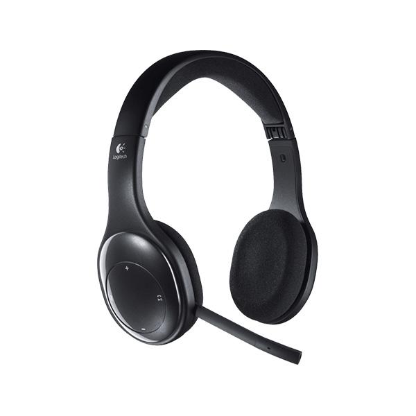 Logitech Headset H800 Wireless - Bluetooth