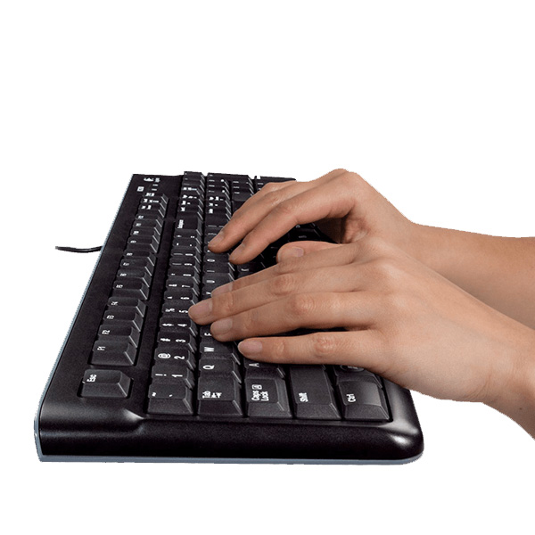 Logitech MK220 Slim Wireless Keyboard