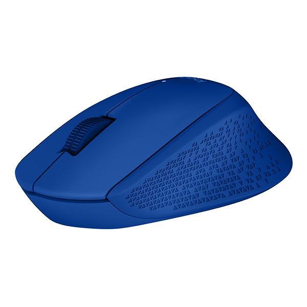 Logitech Mouse M280 Wireless - Blue