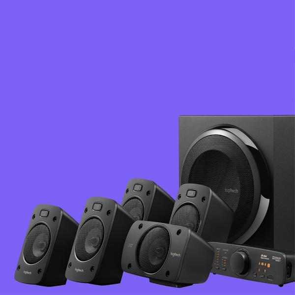 Logitech Speaker Z906