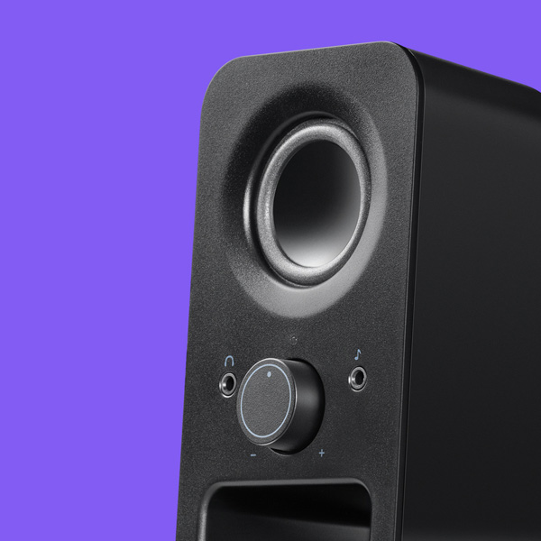 Logitech Speakers Z150 - Black