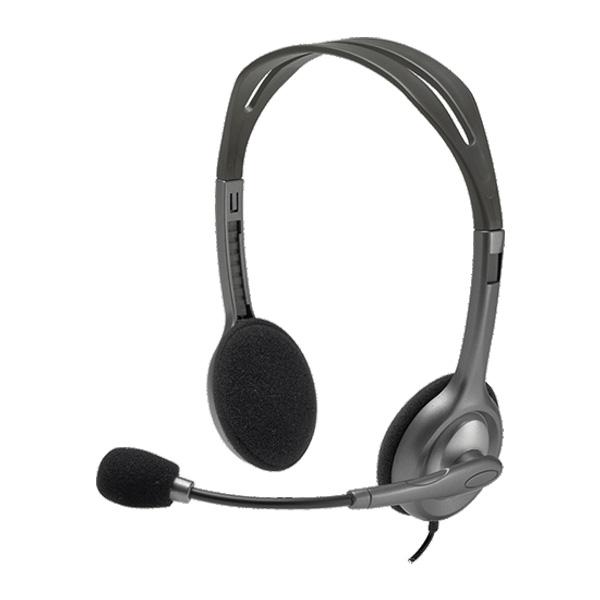 Logitech Stereo Headset H110