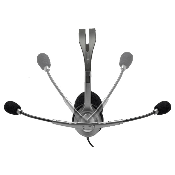 Logitech Stereo Headset H111 - Single Jack