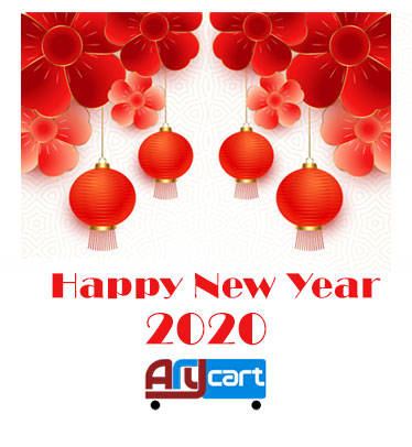 AryCart - Wishes you a Happy New Year