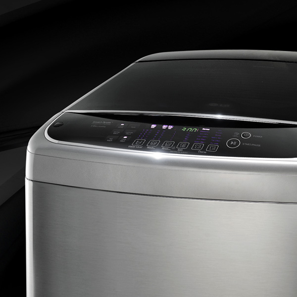 LG 19KG Innovative Hygienic Washer Washing Machine