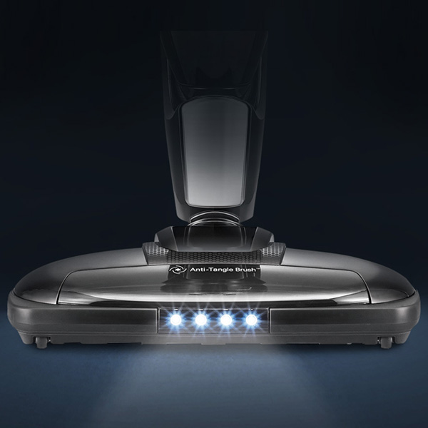 LG 2 in 1 Handstick and Smart inverter motor Cordless Vacuum Cleaner - Silver