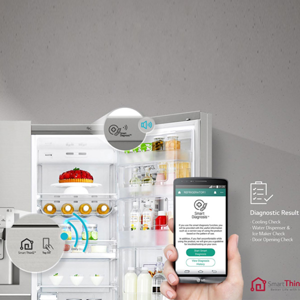 LG New Door-in-Door Refrigerator