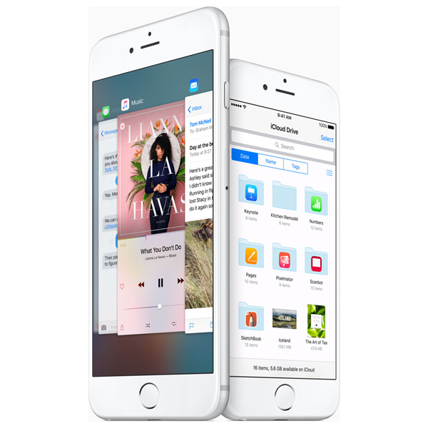 Apple iPhone 6s - 3D Touch - The next generation of Multi-Touch