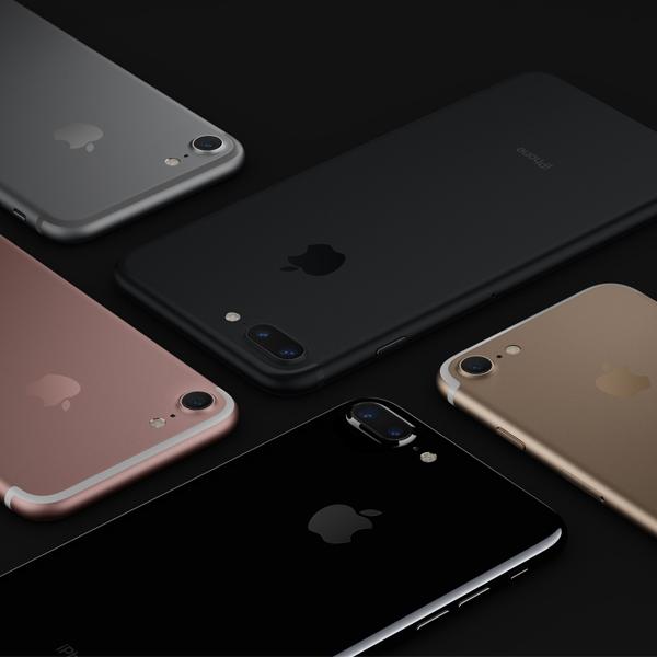 Apple iPhone 7 Plus - Makes a splash. Takes a splash