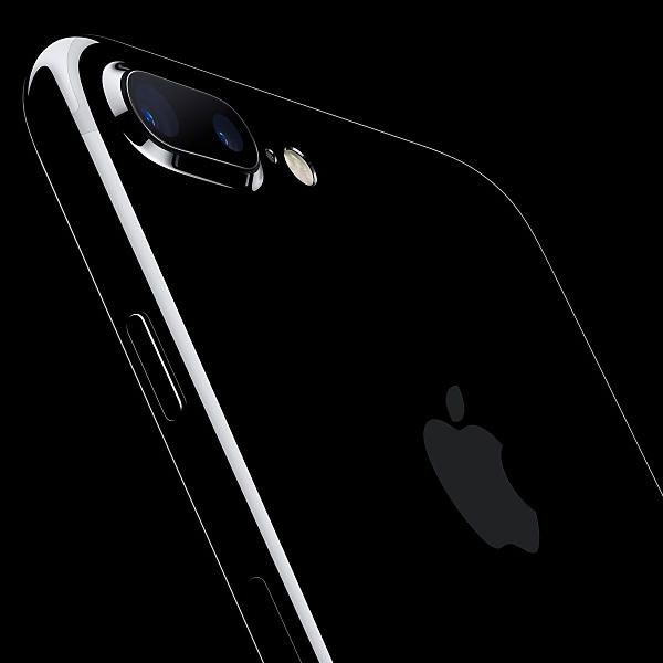 Apple iPhone 7 Plus - Two cameras that shoot as one