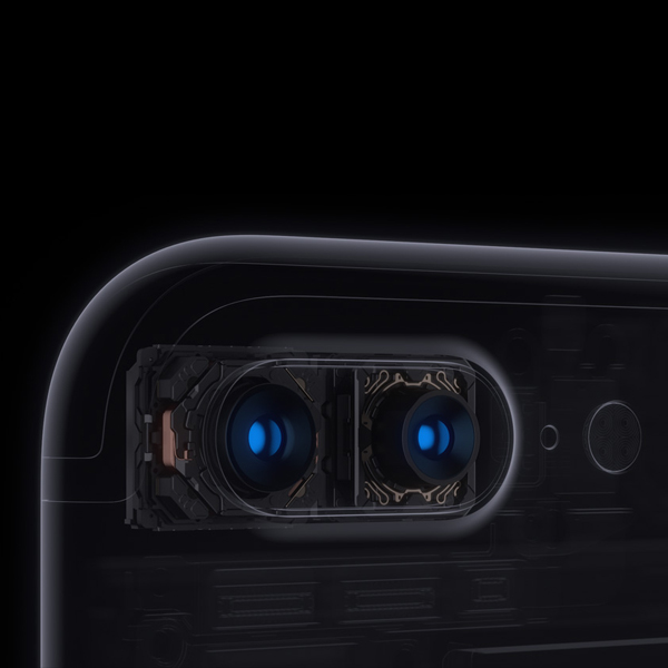 Apple iPhone 7 Plus - More brains behind the camera. Smarter ISP