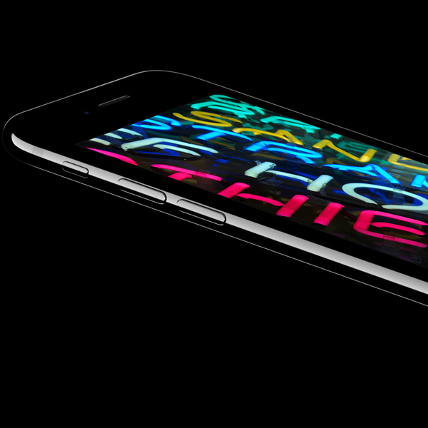 Apple iPhone 7 - Retina HD display - The brightest, most colorful iPhone display yet