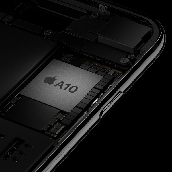 Apple iPhone 7 - A10 Fusion Chip - The most powerful chip ever in a smartphone