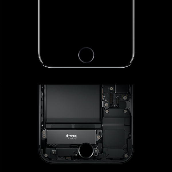 Apple iPhone 7 - All-new Home button
