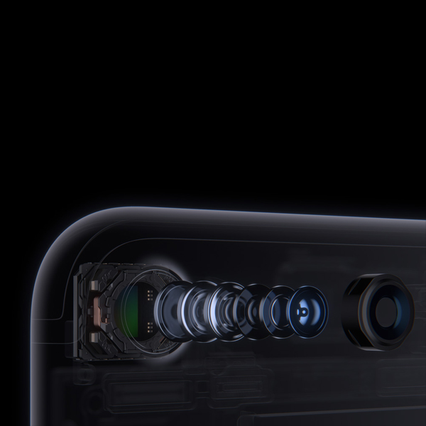 Apple iPhone 7 - Camera an entirely new camera enteres the picture