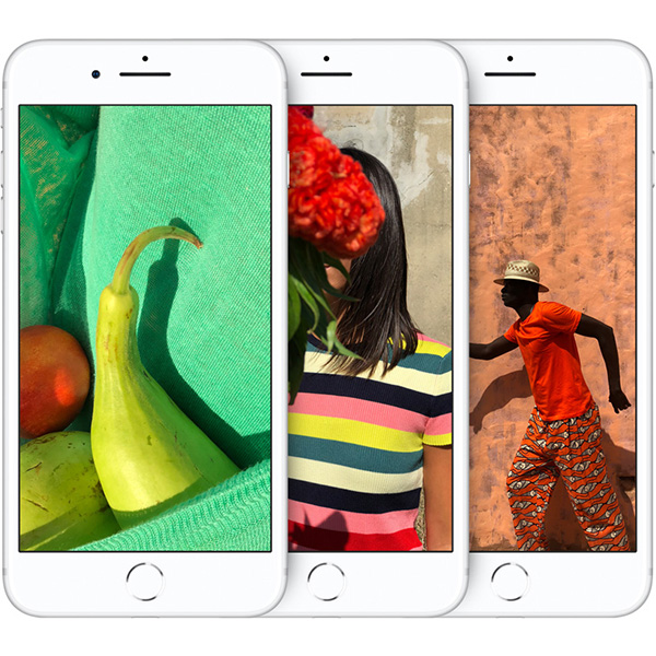 Apple iPhone 8 Plus - Retina HD Display with Brilliant Colors