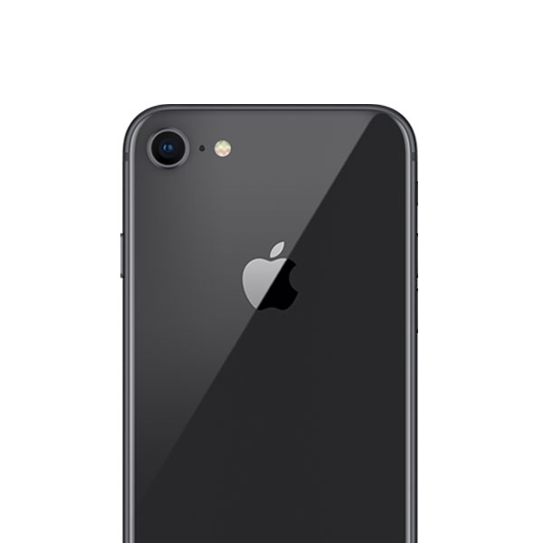 Apple iPhone 8 - An iPhone formed from glass