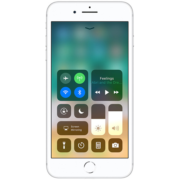 New iOS 11, A giant step for iPhone.