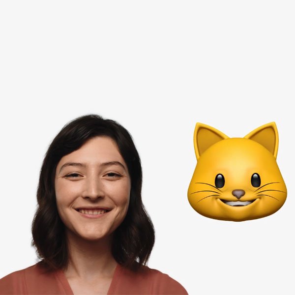 New Apple iPhone X, Animoji