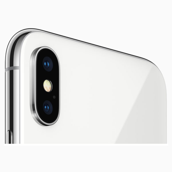 Apple iPhone X - Dual 12MP Cameras