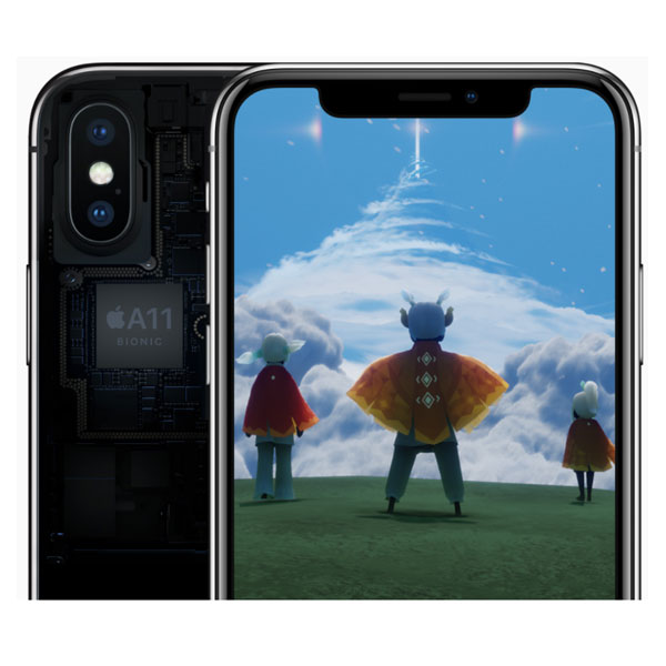 Apple iPhone X - A11 Bionic