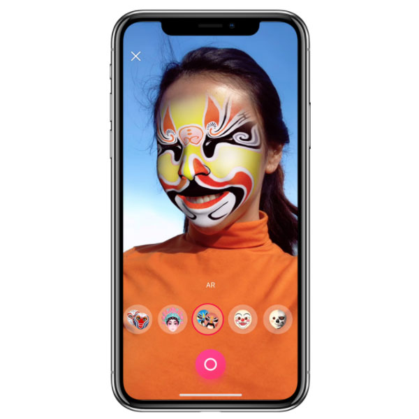 Apple iPhone X - Augmented Reality