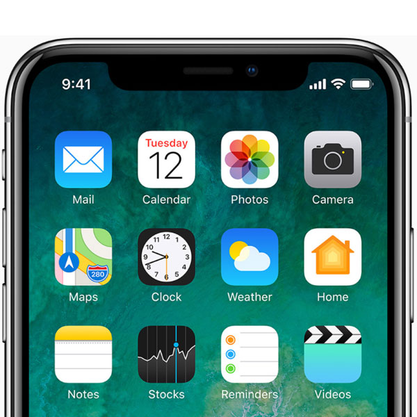 Apple iPhone X - A groundbreaking iOS for a groundbreaking iPhone.