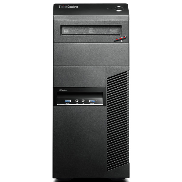 Lenovo M83 Tower Desktop/i5-4590/4GB/1TB/DOS/1 YRS