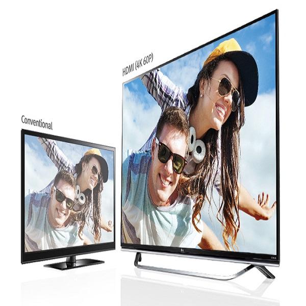 LG 55-inch 3D Super UHD TV - 55UF851T.AMA