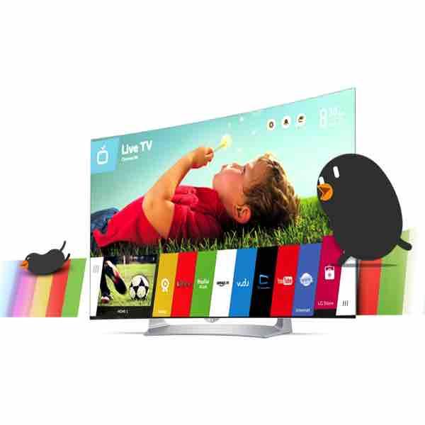 LG-55 OLED TV - 55EG910T.AMAE