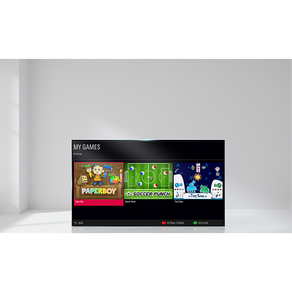 LG 43 FULL HD LED TV - 43LJ510V.AMA