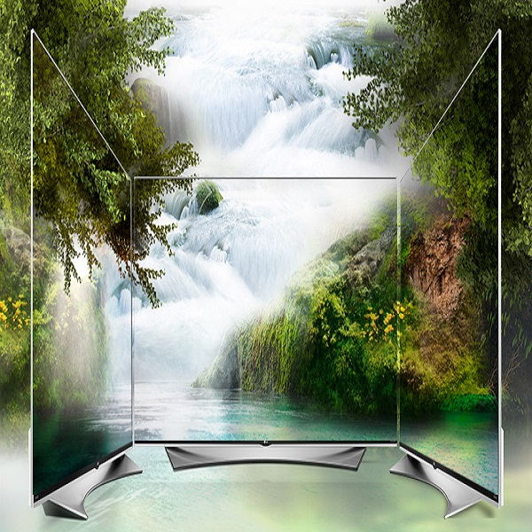 LG 55-inch 3D Super UHD TV with 4k Resolution - 55UF950T.AMA