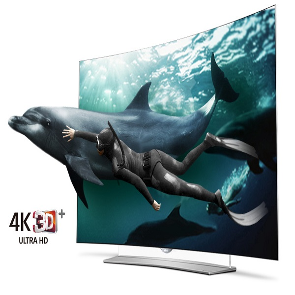 LG 65-inch 4K 3D+ Smart OLED TV - 65EG960T.AMA