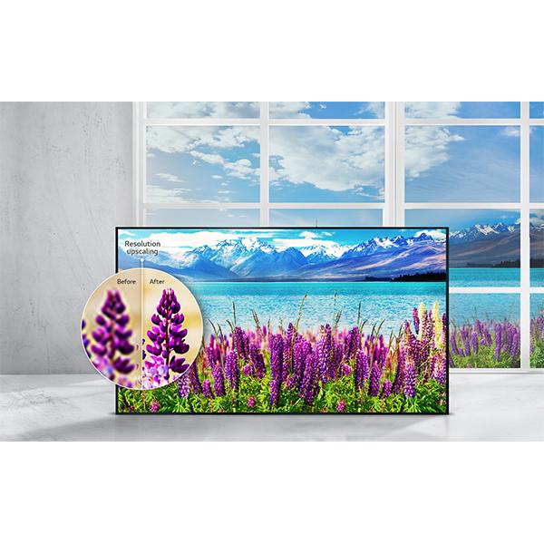 LG 65 Smart UHD TV - 65UJ634V.AMA